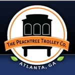 Peachtree Trolley Logo